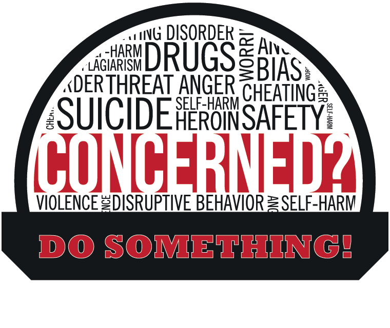 Do Something! Click to share a concern.